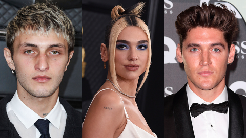 Dua Lipa & Anwar Hadid Are Still Going Strong—Here's a Look Back at Who Else She's Dated | StyleCaster