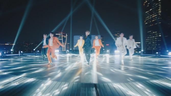 BTS Grammys 2021 Performance