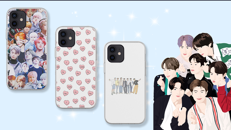The Best BTS Phone Cases to Keep Your Phone Looking 'Dynamite' | StyleCaster