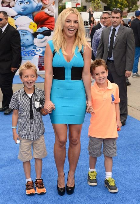 Britney Spears Kids