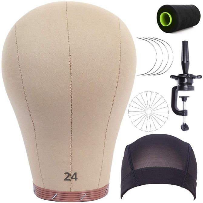 Canvas Mannequin Making Display Styling 8 Must Have Styling Tools To Make Your Wig Flawless AF