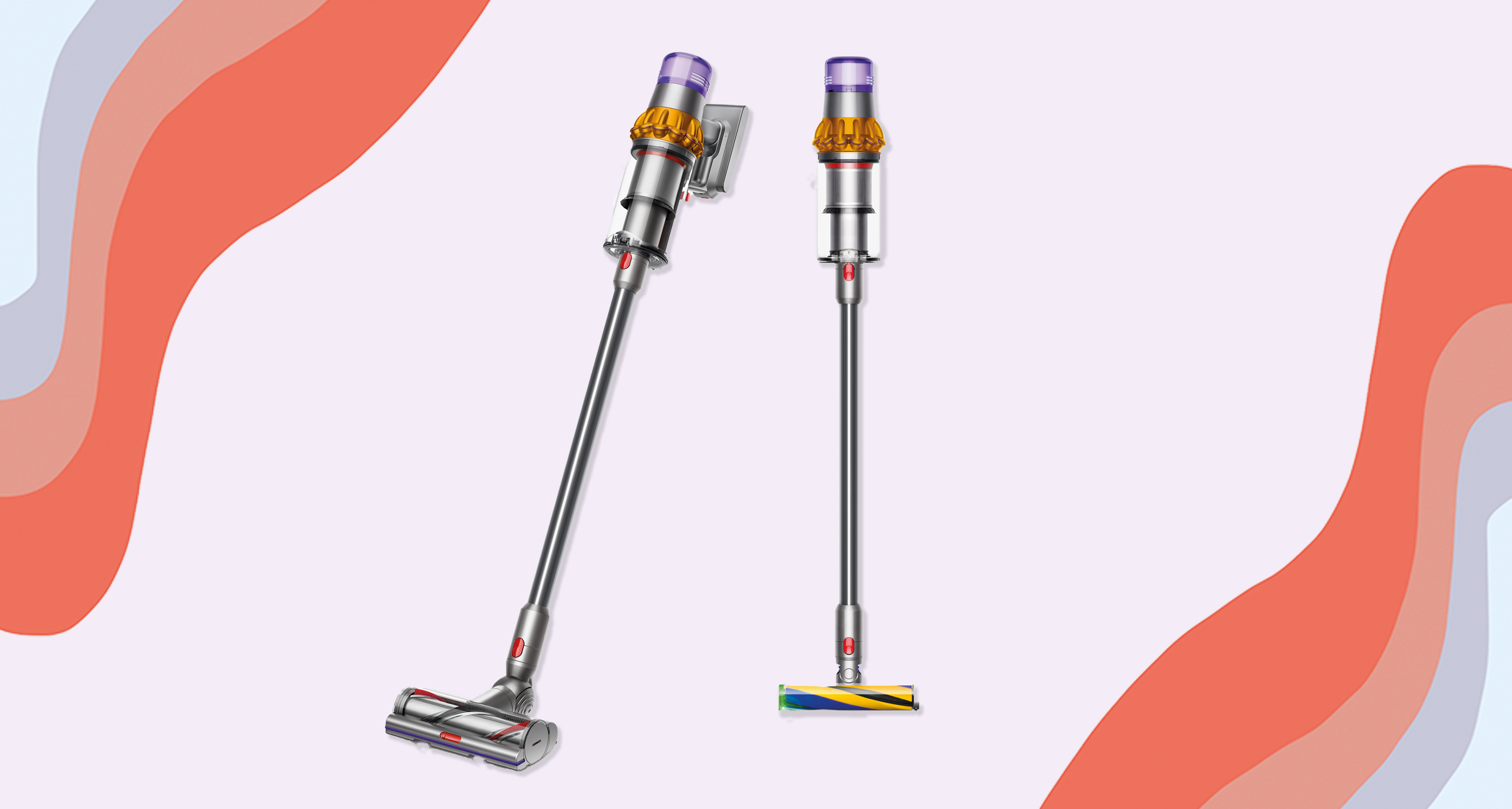 Dyson Just Launched 3 New Vacuums With Super High-Tech Features