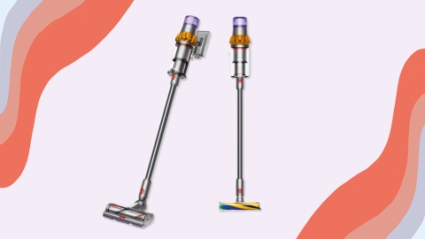 Dyson Just Launched 3 New Vacuums With Super High-Tech Features | StyleCaster