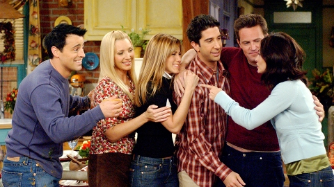 Here's Where to Watch 'Friends' Online For Free to Catch Up Before the Reunion   StyleCaster