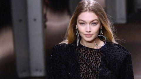 Gigi Hadid Debuted Shocking Red Hair For Fashion Week | StyleCaster
