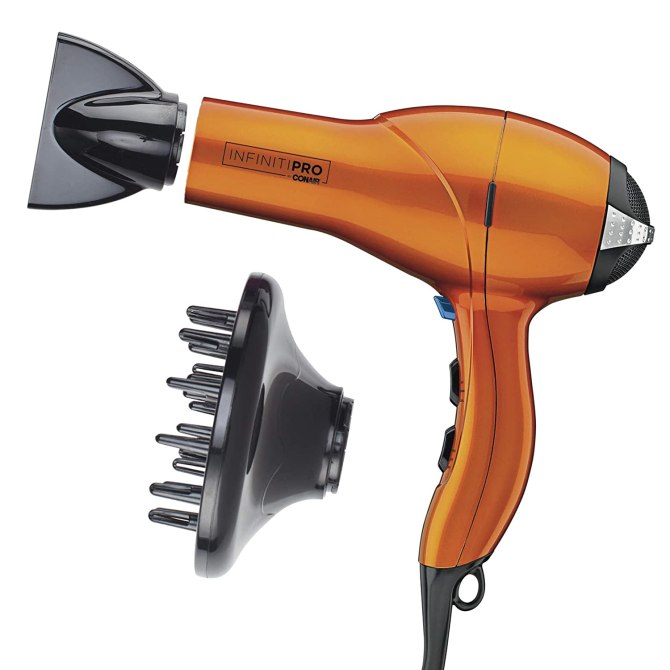 INFINITIPRO CONAIR Performance Styling Orange 8 Must Have Styling Tools To Make Your Wig Flawless AF