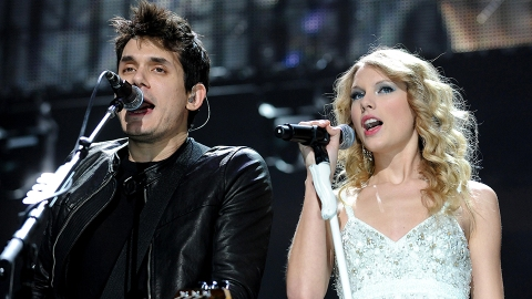 John Mayer Just Responded to Taylor Swift Fans 'Berating' Him For Their Breakup | StyleCaster