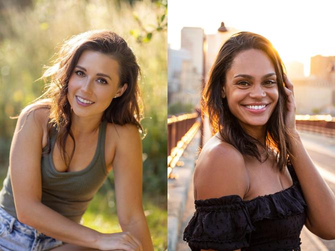 Katie, Michelle: 'The Bachelorette' 2021