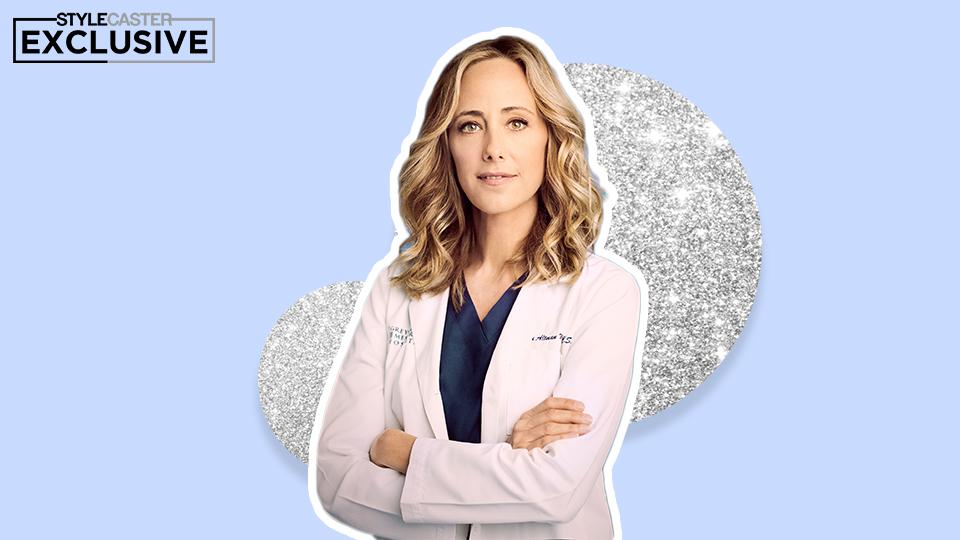 """Kim Raver, """"Grey's Anatomy"""""""