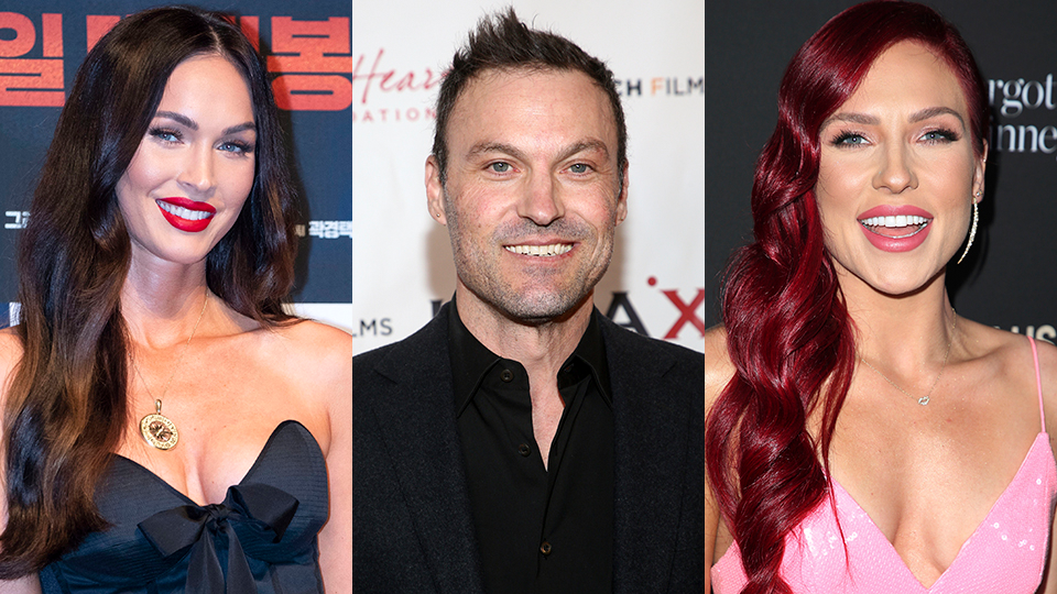Here's How Megan Fox Really Feels About Brian Austin Green's New Girlfriend