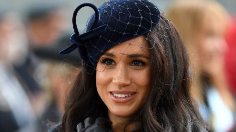 These Were Meghan Markle's Last Words as a Royal Before Her Exit With Prince Harry | StyleCaster