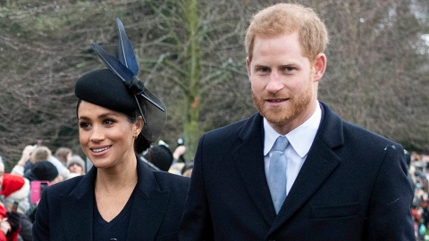 Prince Harry Fears Princess Diana's Death 'Repeating Itself' With Meghan Markle | StyleCaster