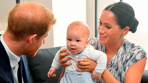 Archie Not Being a Prince Has 'Nothing to Do With Race,' According to Buckingham Palace | StyleCaster
