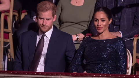 Meghan Attended This Royal Event Hours After Telling Harry She 'Didn't Want to Be Alive' | StyleCaster