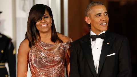 Michelle Obama Just Called Jimmy Kimmel 'Sick' For Asking About Her Sex Life With Barack | StyleCaster