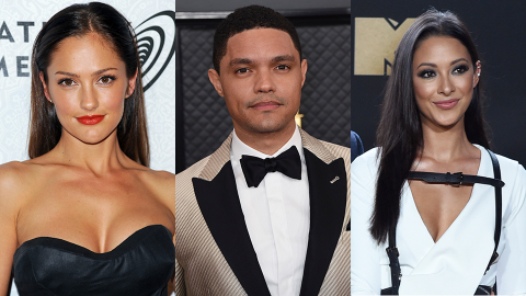 Trevor Noah & Minka Kelly Are Dating—Here's a Look Back at His Past Relationships | StyleCaster