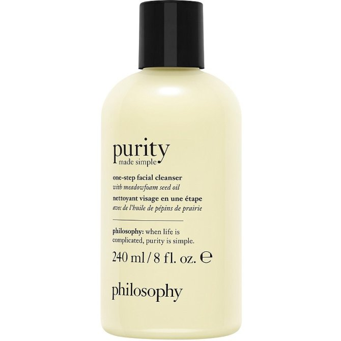 Philosophy Purity Made Simple One-Step Facial Cleanser