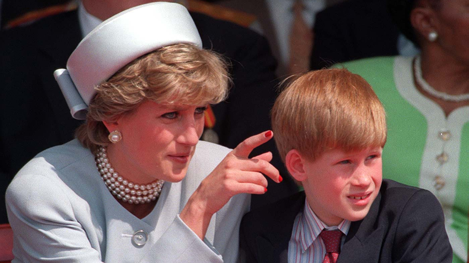 Prince Harry Admits He 'Didn't Want to Believe or Accept' Princess Diana's Death When He Was Young