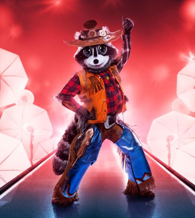 "Raccoon, ""The Masked Singer"" Season 5"