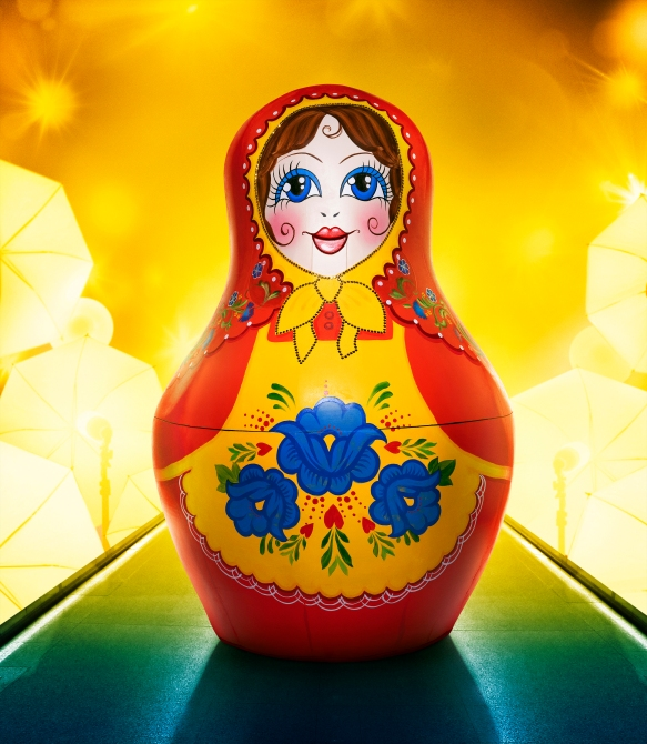 """Russian Doll, """"The Masked Singer"""" Season 5"""