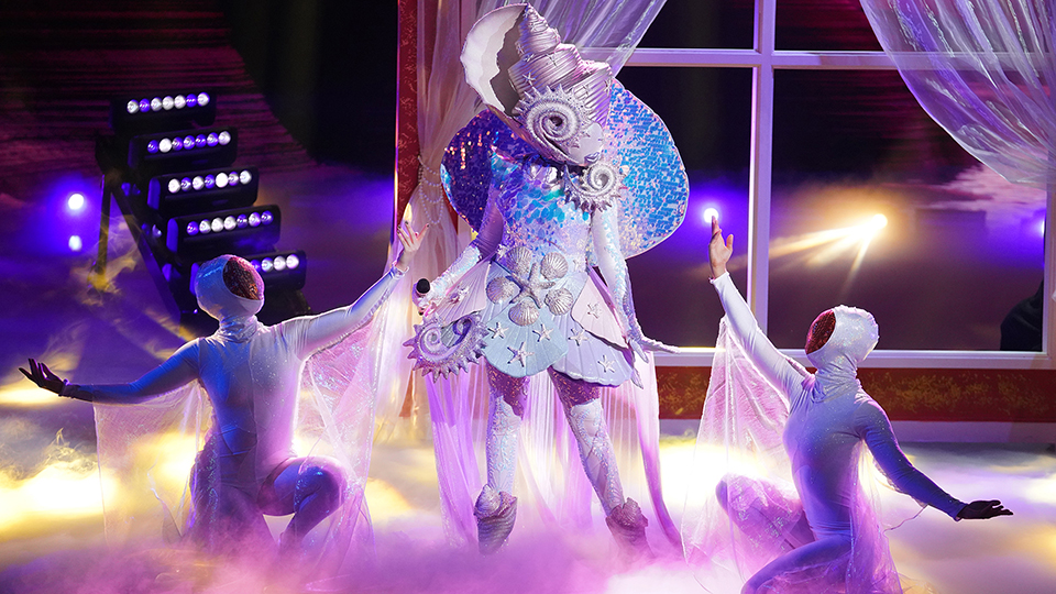 Who Is Seashell on 'The Masked Singer'? All Signs Point to This Former Disney Channel Star