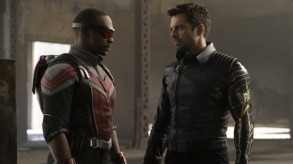 """The Falcon and the Winter Soldier"""