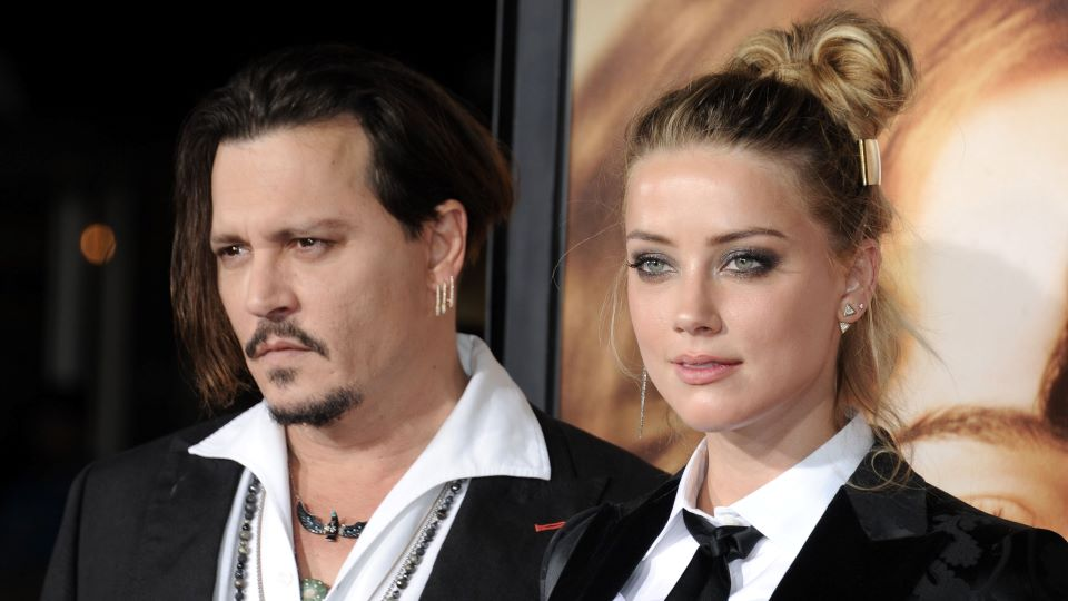 Here's What Amber Heard Thinks of Johnny Depp's 'Wife Beater' Appeal Being Denied