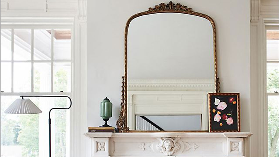 Luxe Alternatives for the TikTok-Famous Anthropologie Mirror That Are Actually Affordable