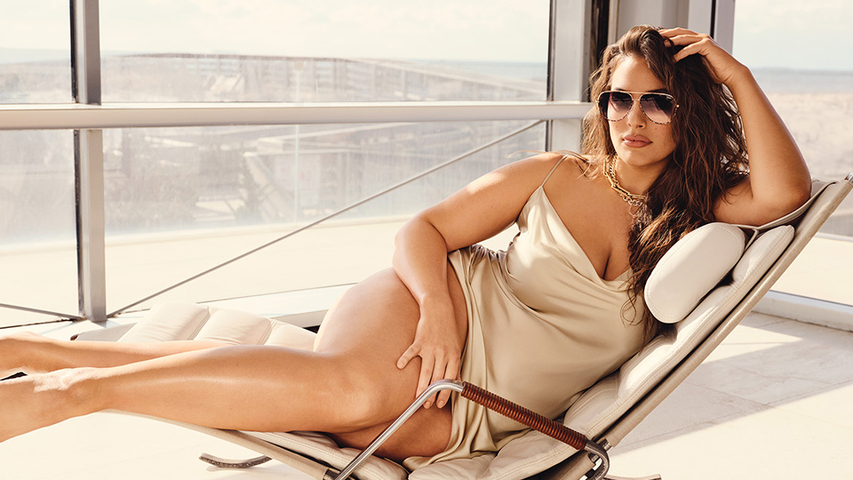 Can't Talk, Busy Shopping Ashley Graham's New Quay Collection
