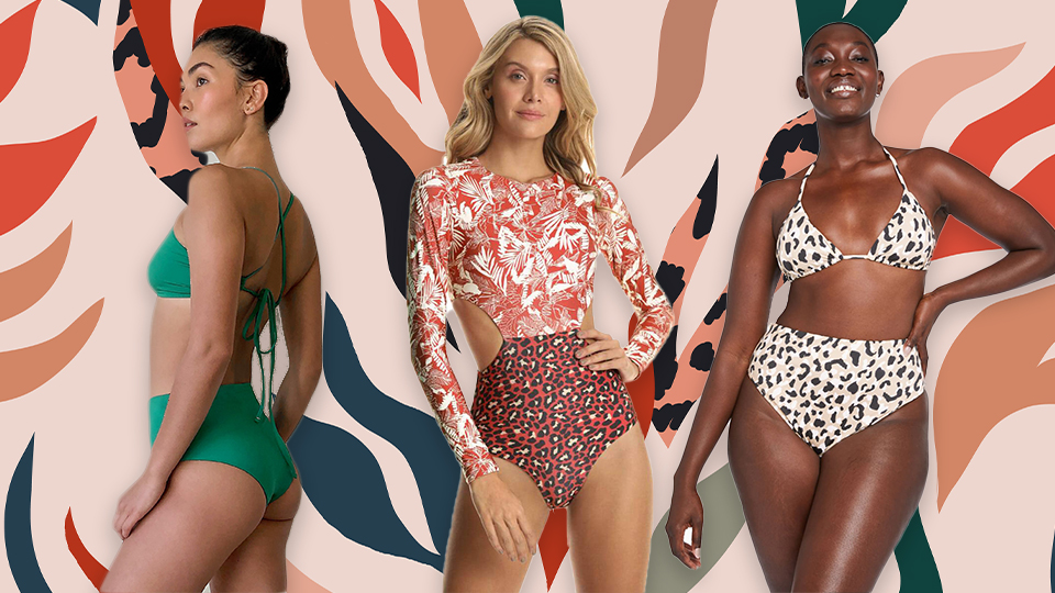 The 16 Best Brands To Shop For (Cute) Sustainable Swimwear