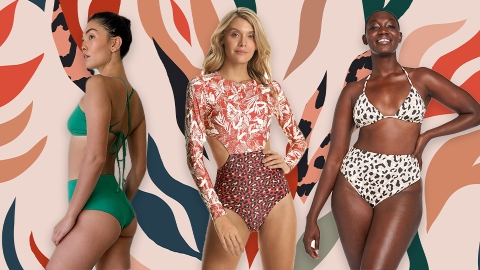 The 16 Best Brands To Shop For (Cute) Sustainable Swimwear | StyleCaster