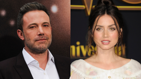 Ana de Armas Just Responded to Rumors She's Back Together With Ben Affleck | StyleCaster