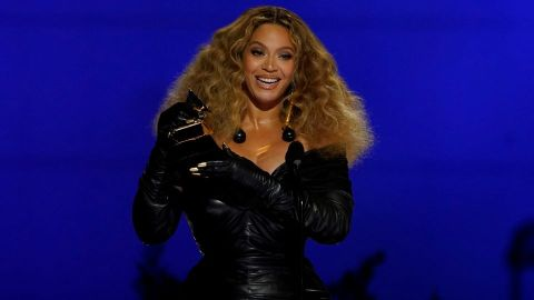 Beyoncé Is Officially the Most Awarded Woman in Grammys History & Her Speech Made Us Cry | StyleCaster