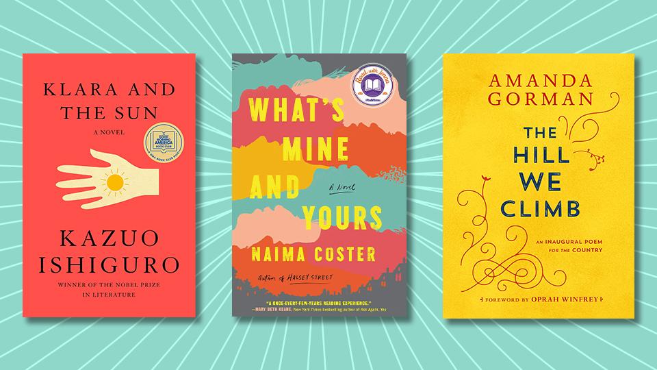 Best Spring Books 2021