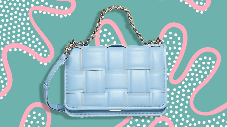 These Affordable Bags Give Bottega Vibes Without Being Full-On Dupes