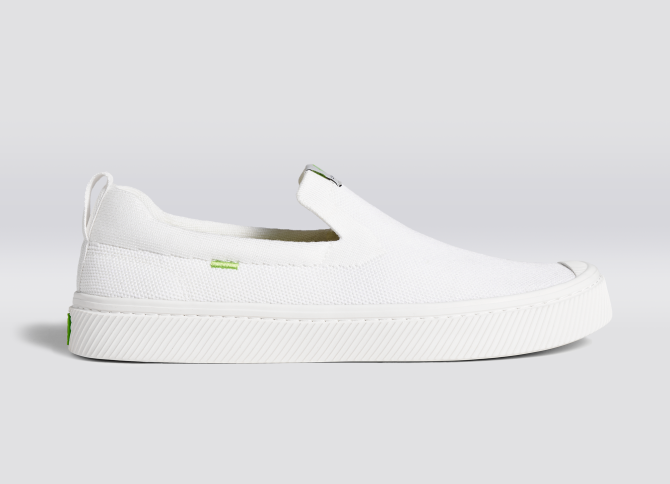 STYLECASTER |  Cariuma Ibi Slip on Sneaker