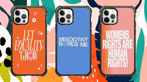 CASETiFY's International Women's Day Collection Is All About Girl Power | StyleCaster