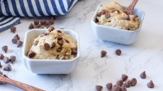 Consider This The Easiest, Tastiest Chickpea Cookie Dough Recipe Ever