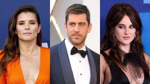 Aaron Rodgers' Ex Just Shaded Their Relationship After His Engagement to Shailene Woodley | StyleCaster