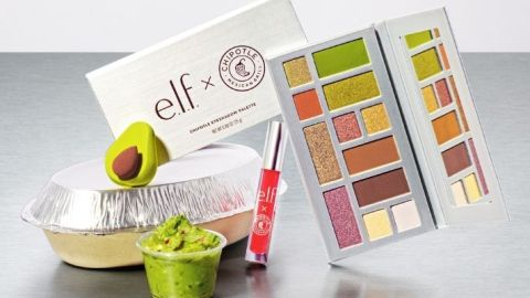 OMG—E.L.F's Next Chipotle Collab Is Here & Guac Is Not Extra | StyleCaster