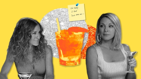 8 'Sex & The City'-Inspired Cocktails That Beat Carrie's Favorite Cosmo | StyleCaster