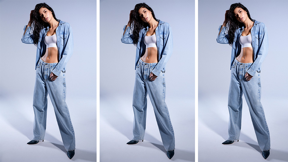 Attention, '90s Babies—Good American's New Jeans Are For You