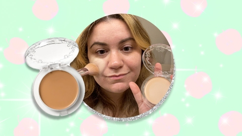 KVD Beauty's Good Apple Foundation Is The Most Controversial TikTok Product Ever   StyleCaster