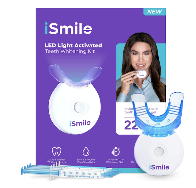 Stylecaster |:  Teeth whitening at home