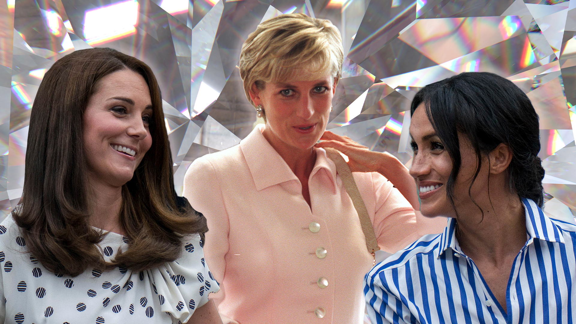 Every Time Meghan Markle & Kate Middleton Have Worn Princess Diana's Jewelry