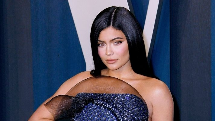 Kylie Jenner's Fully Sheer Jumpsuit Is Sparking Some Confusion
