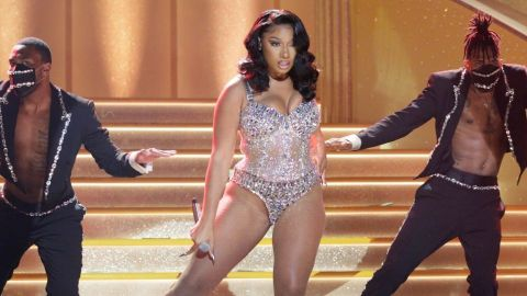 Megan Thee Stallion Just Served All the Body-ody-ody During Her Grammys Performance | StyleCaster