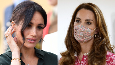Kate Middleton Might Be Sending a Message to Meghan Markle by Wearing This Accessory | StyleCaster