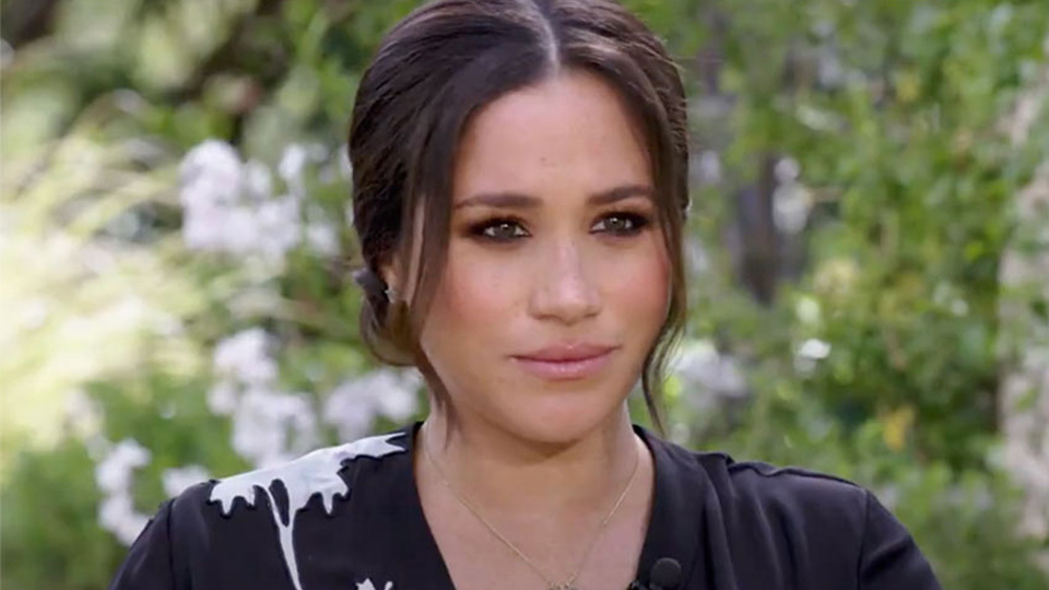 Here's The Tea On Meghan Markle's Look For Her Interview With Oprah