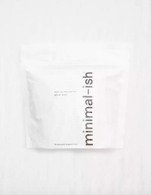 salviettine minimaliste